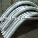 Good quality low cost aluminum bend tube 90 degree (bend tube, aluminum bend tube)