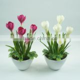 Best selling indoor decoration artificial flowers import from china/crocus flower