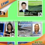 Competitive price sample Photo ID cards for school student &staff &visitor &employee