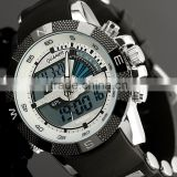 Boy Relojes Factory Direct Price Cheap Sport Watch Led Digital Watch, Silicon Watch with Back Light
