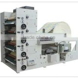 4 Colors Label Printing Machine/Paper cup Printing Machine/ Durable Flexo Printing Machine