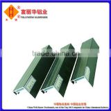 Different Specification Different Drawings Solar Panel Mounting Aluminum Rail for Constructural Frame of Solar Panel