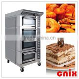 fast food machine electric bread oven (CE manufacturer)