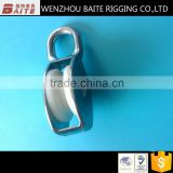 factory price manufacture nylon metal rigid pulley zinc alloy with single wheel
