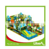 Hotsale slide play structures for kids,soft play indoor station equipment for amuseent park sale LE.T1.309.240