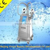 -16 degree cooling effect criolipolysis/cryotherapy fat freeze machine celulite removal