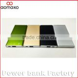 Newest high quality power bank for digital products factory OEM mobile power charger 3000mah