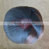 2013 Hot Seliing Synthetic Chignon Hair Pieces Bun                                                                         Quality Choice