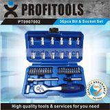 36pcs bicycle repairing screwdriver and socket set with competitive price