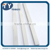 Factory supply high quality tungsten carbide bars or flat