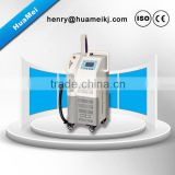 Weifang Huamei Q Switch Nd Yag Laser /tattoo 0.5HZ Removal Machine /laser Tattoo Removal With CE Certification 1-10Hz