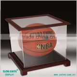 Best-selling Plexiglass Basketball Display Case