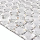 2016 best price hot sales Rhinestone mesh rolls / diamond mesh rolls / chain link fence