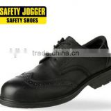 INquiry about Safety Jogger superior leather S3 manager style water repellent safety shoes