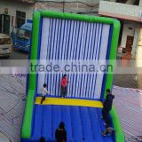 hot sale inflatable sticky wall and sticky suit