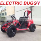 Popular with teenager Hot Sale Red 1000W Electric road legal dune buggy