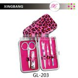professional mini nail care equipment, beauty care tools, girls manicure & pedicure set