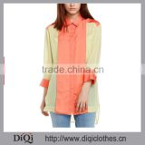 blusas Women new Blouses Long sleeve oem Brand Ladies' Shirt korea fashion chiffon style blouse