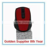 Professional Factory 2.4G 4d Optical Wireless Mouse Mice