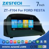 Wholesale car fm radios audio multimidea touch screen fiat linea car dvd For FORD FIESTA support Phone 3G DVR SWC BT