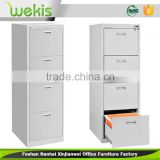 2 3 4 Drawer Steel Office Furniture Manufacturer Modern Storage Anti-tilt Steel Filing Cabinet