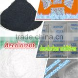 Activated carbon as deodorizer additives dehumidifer additives decolorant additives glutamate additives