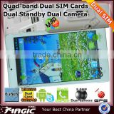 Hot dual core wifi cdma gsm dual sim 3g android phone
