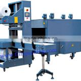 Plastic Film Sleeve Wrapping Sealing and Shrinking Machinery