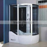Maufacturer Bathroom Luxury Shower Cabin With Multifunctional Massage Steam Whirlpool bath