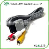Audio Video AV Composite 3 RCA Cable for Nintendo Wii for wii u NEW av cable