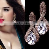 Diamond jewelry artificial jewellery earrings women