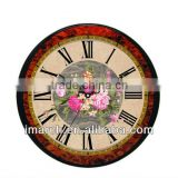 Rounded wall clock WC32001-2