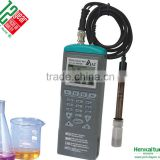 Handheld Measuring & recording pH Temperature & mV Digital Multiple Function PH ORP Data Logger AZ9661