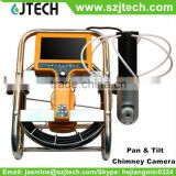 Auto Pan and Tilt Pipe and Wall Inspection Camera For Sale Jtech-C70 For 100mm-500mm Pipe