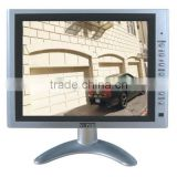 Factory price car monitor 7 inch led tv car vga monitor 12 volt