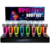 UV Glitter Face & Body Paint (10ml)