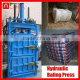 Hot sale!Hydraulic cotton bale press machine/hydraulic press packing machine/baler press machine