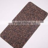 rubber cork floor mat tile roll
