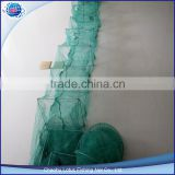 pe nylon fish cage fram floating catching net fishing net