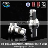 CYCO Manufactory Supplized SJV Three-pieces Cooling spray Nozzle, Metal Full Cone WashingSpray Nozzle Tip,Teejet Spraying Nozzle