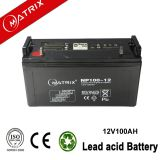 Matrix 12v 100ah AGM Storage Battery