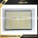 Heavy Duty European Truck Filter Parts Volvo Cabin AC air Filter oem14506997 size 302*418*31 for volvo