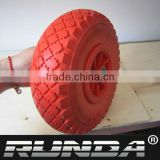 4.10/3.50-4 solid wheel for beach cart