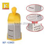 Stainless steel 6 sides Vegetable Chopper/Slicer Grater