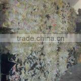 Grade AAA Recycled Furniture Waste Polyurethane Foam Scrap for Rebond