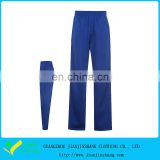 Best Quality Breathable Men Sports Running golf Trousers In Royal Blue