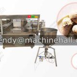 automatic ice cream cone machine|making ice cream cup machine|ice cream cone making machine commercial