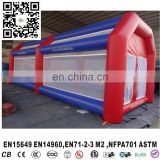 Inflatable baseball pitch,high quality inflatable Speed Pitch Cage for sale