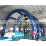 dome tents for swimming pool/customize tents for events