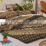 Handmade Indian Mandala Duvet Doona Blanket Cover Set